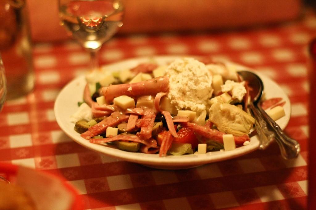 Half Antipasto Salad