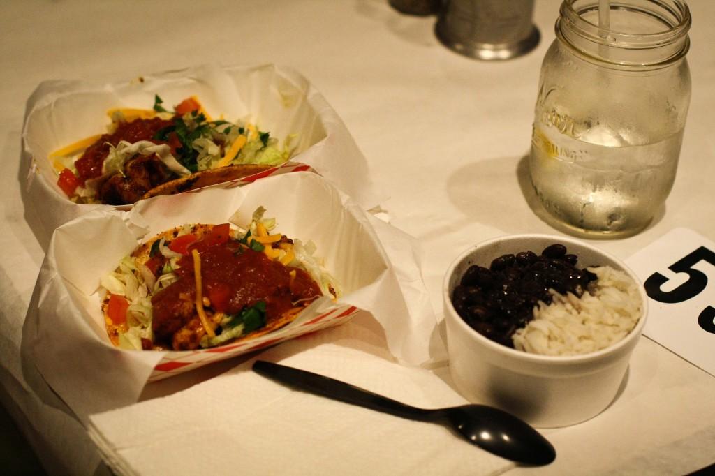 2 Shrimp Tacos