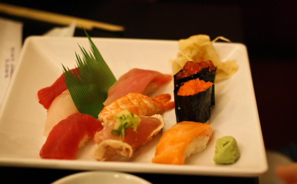 Sushi Combo C