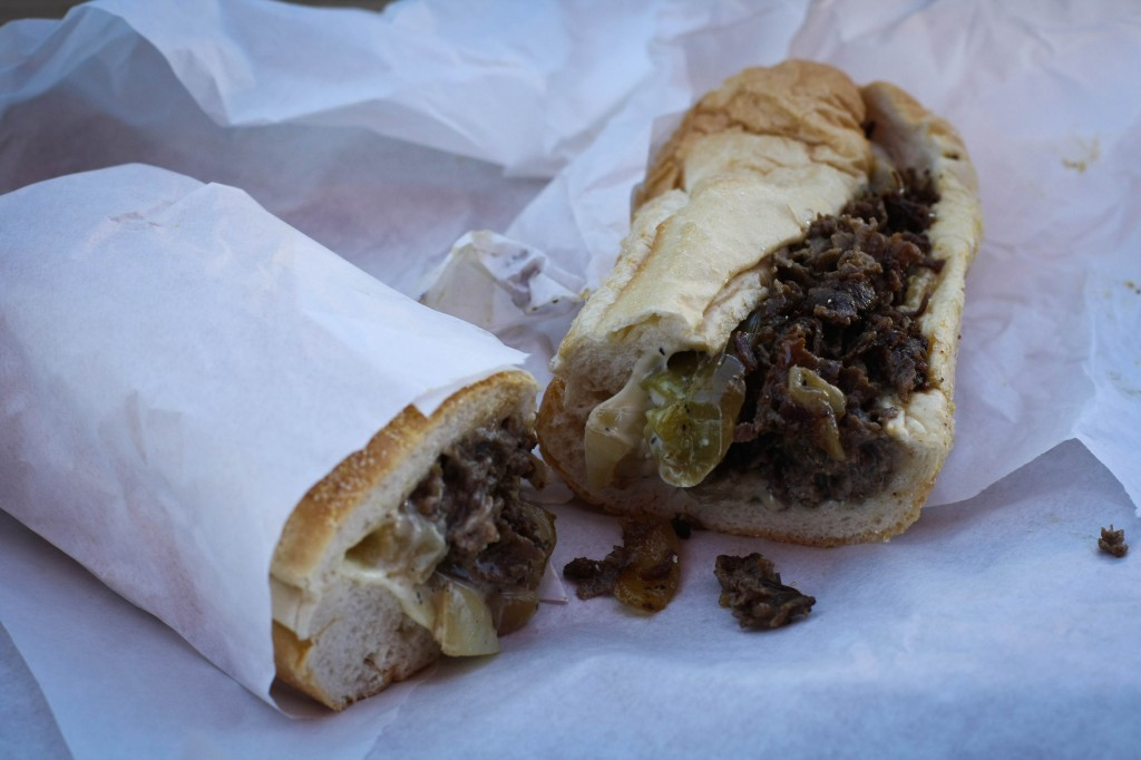 Figueroa Philly Cheesesteak
