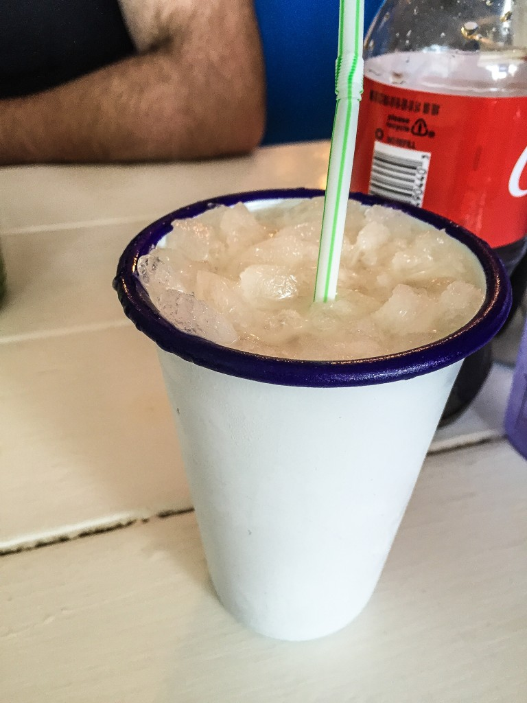 House Made Horchata - $7.00